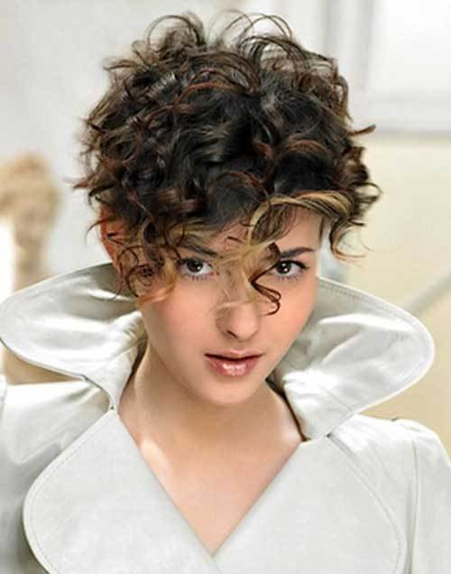 The Best 15 Short Haircuts For Curly Thick Hair Short Hairstyles Pictures