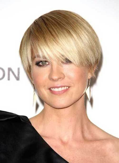 The Best 15 Short Haircuts For Thin Straight Hair Short Pictures