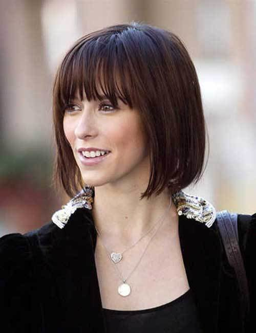 The Best 20 Chic Bob Hairstyles With Bangs Short Hairstyles 2017 Pictures