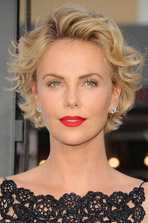 The Best 20 Short Hair For Round Faces Short Hairstyles 2017 Pictures