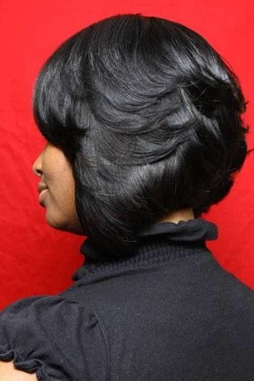 The Best 15 Black Girl Short Bob Hairstyles Short Hairstyles 2018 Pictures