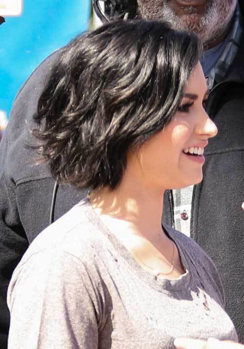 The Best 10 Bob Hairstyles For Thick Wavy Hair Short Hairstyles Pictures