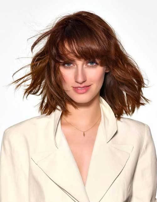 The Best 15 Short Layered Haircuts For Wavy Hair Short Hairstyles Pictures