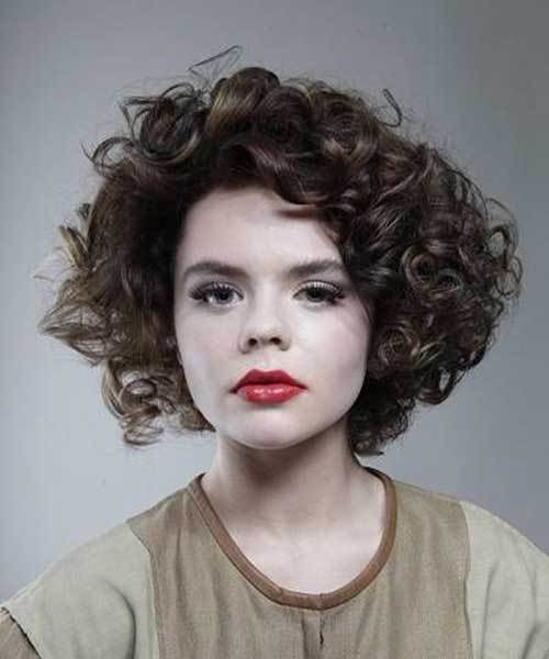 The Best 10 Best Short Thick Curly Hairstyles Short Hairstyles 2017 2018 Most Popular Short Pictures