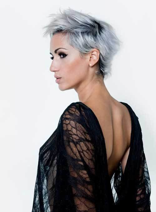 The Best 15 Cool Funky Short Hair Styles Short Hairstyles 2018 Pictures