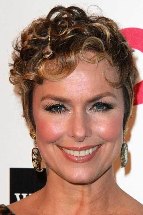 The Best 10 Best Very Short Curly Hair Short Hairstyles 2018 Pictures