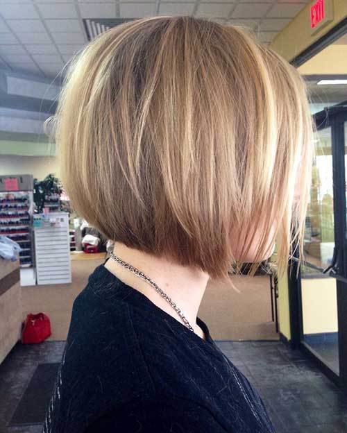 The Best 20 Great Short Blunt Haircuts Short Hairstyles 2017 Pictures