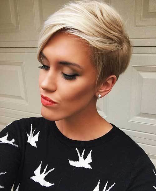 The Best Best Short Hairstyle Ideas For Oval Faces Short Hairstyles 2018 2019 Most Popular Short Pictures
