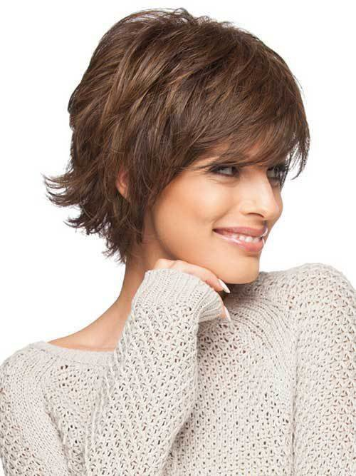 The Best 30 Short Layered Hair Short Hairstyles 2018 2019 Most Popular Short Hairstyles For 2019 Pictures
