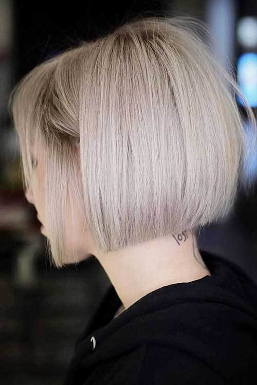 The Best 20 Trendy Short Haircuts For Fine Hair Crazyforus Pictures