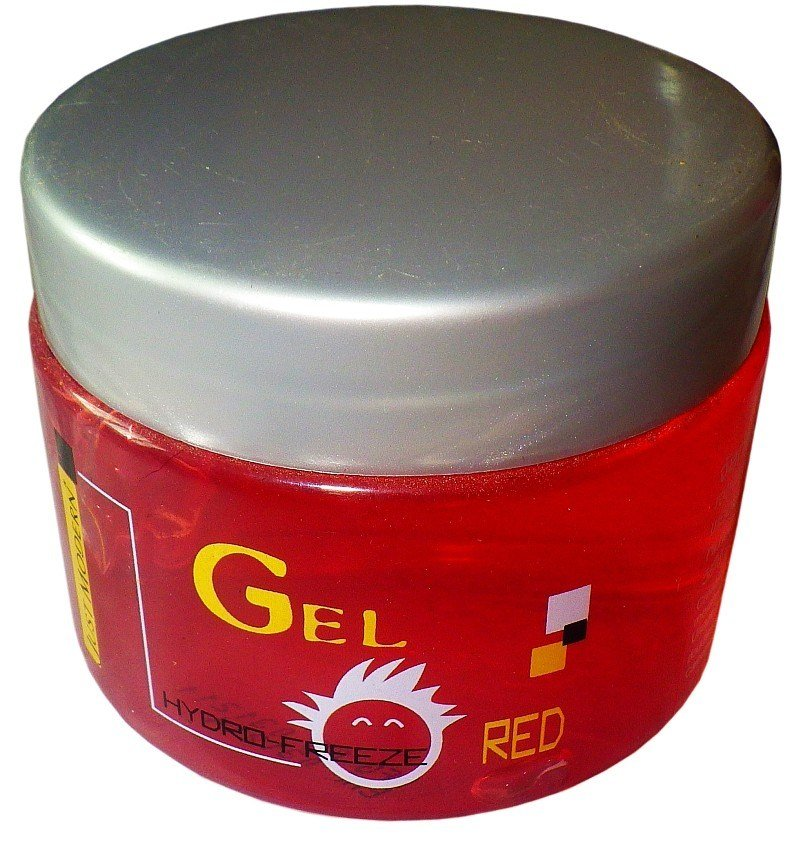 The Best Styling Gel Red Super Strong Just Modern Uk Change Pictures