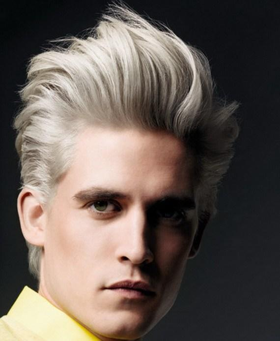 The Best Men S Blonde Hairstyles For 2012 Stylish Eve Pictures