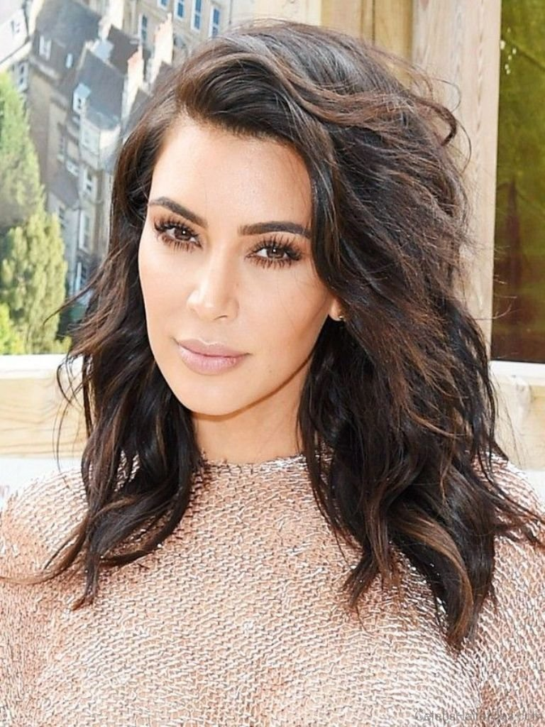 The Best 24 Pretty Hairstyles Of Kim Kardashian Pictures