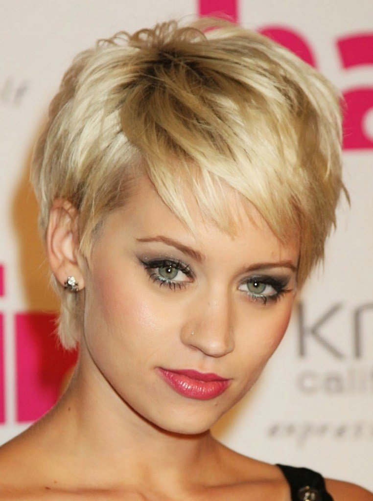 The Best 33 Short Hairstyles For Fine Hair Superhit Ideas Pictures