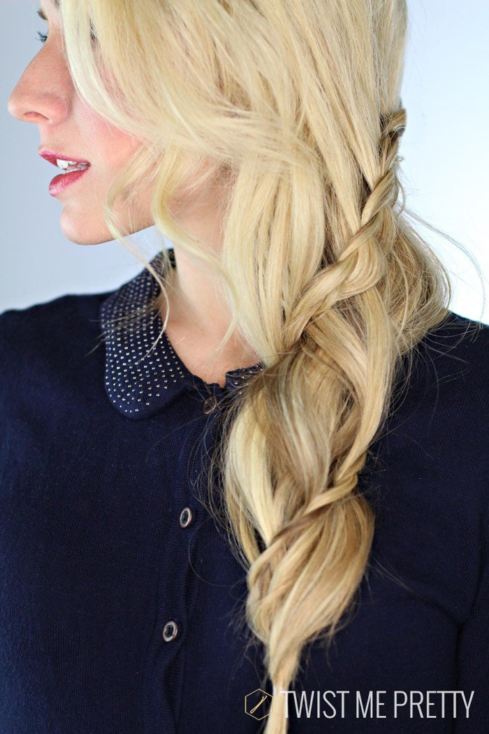 The Best Carousel Braid Day 10 Twist Me Pretty Pictures