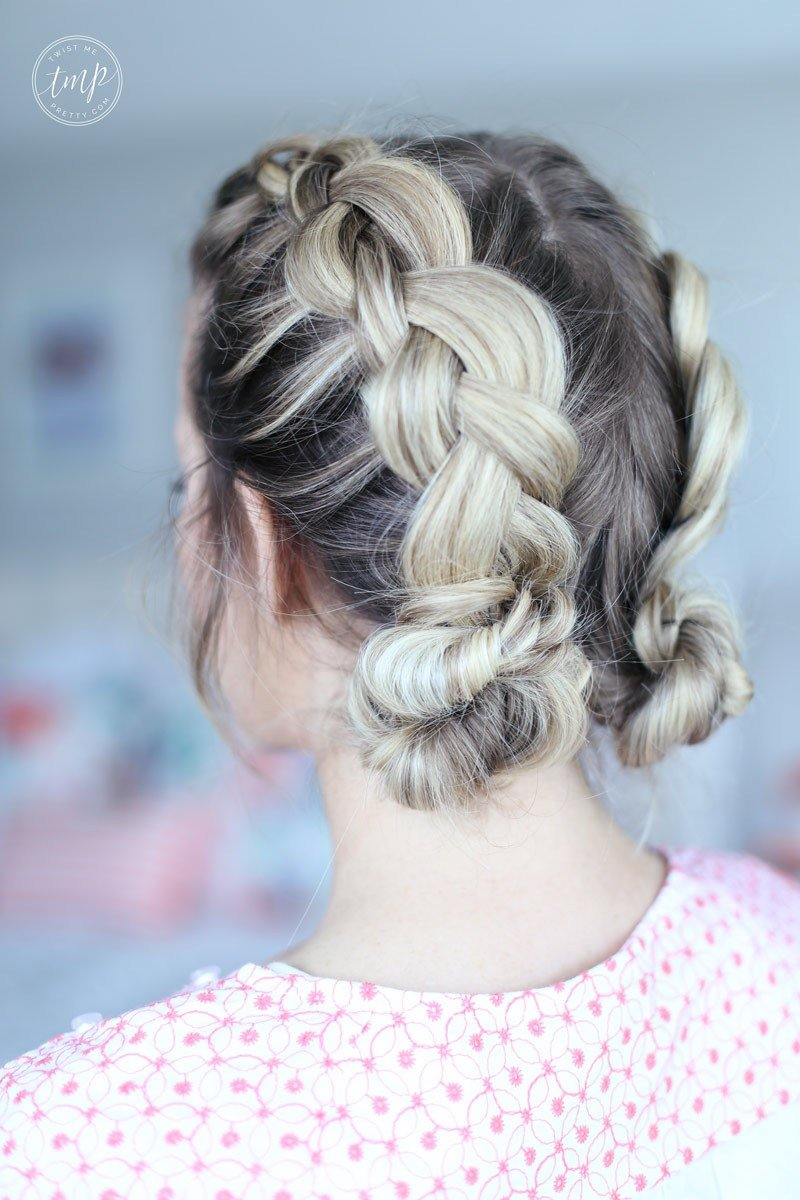 The Best 9 Ways To Boxer Braid Your Hair Twist Me Pretty Abby Smith Pictures