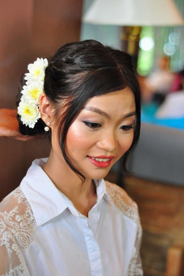 The Best Hairdressing Styles Page 012 Thailand Wedding Package Accessory Pictures