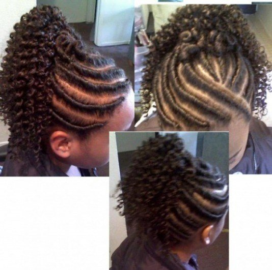 The Best Flat Twist Pictures