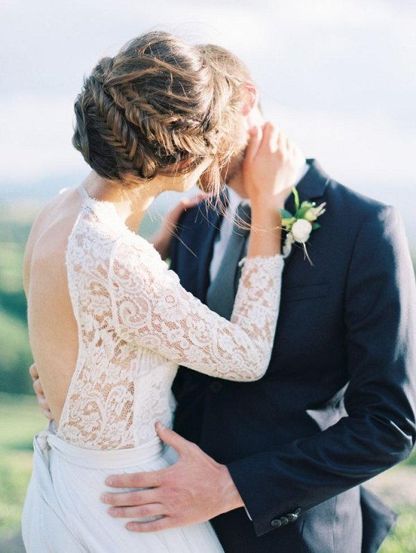 The Best 50 Best Wedding Hairstyle Ideas For Wedding 2018 Deer Pictures