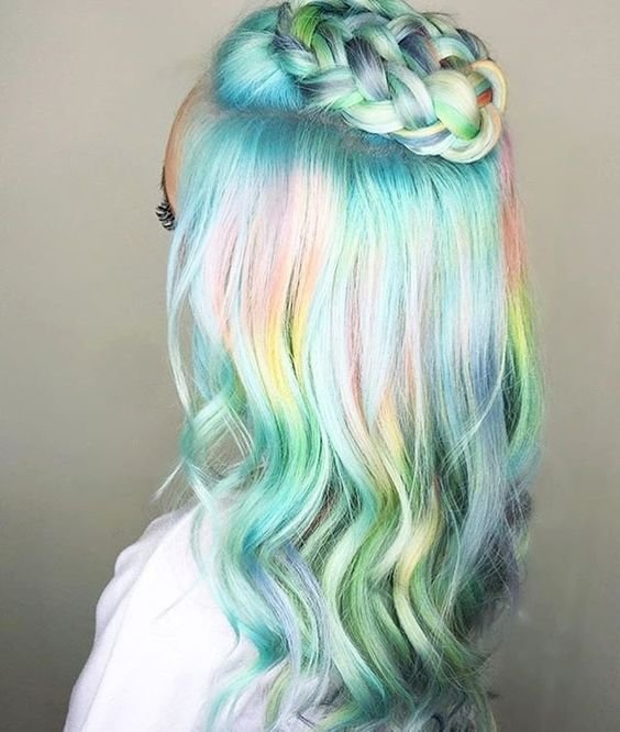 The Best 50 S*Xy Expressive Opal Hair Color For Every Occasion Pictures