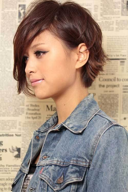 The Best 15 Best Messy Hairstyles For Short Hair Short Hairstyles Pictures