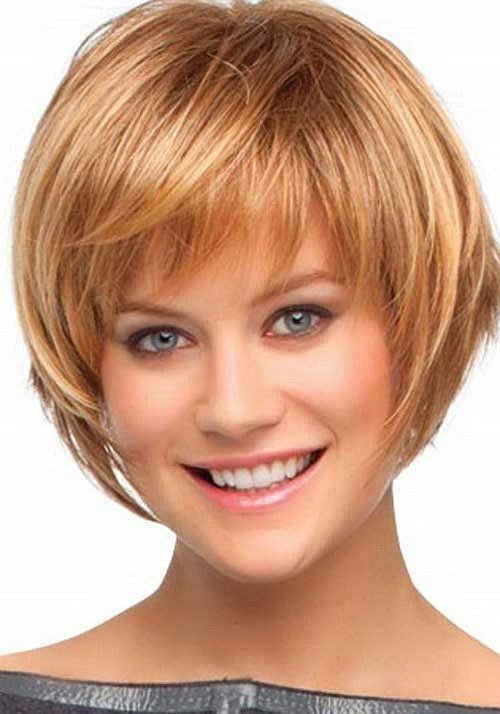 The Best 10 Cute Short Haircuts With Bangs Short Hairstyles Pictures