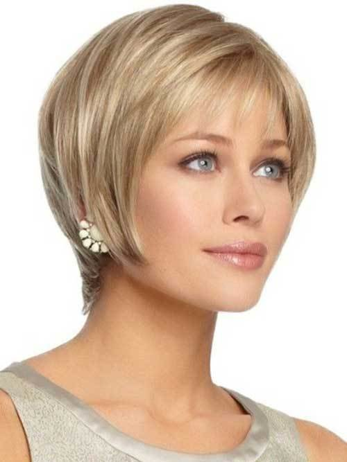The Best 20 Short Haircuts For Oval Face Short Hairstyles Pictures