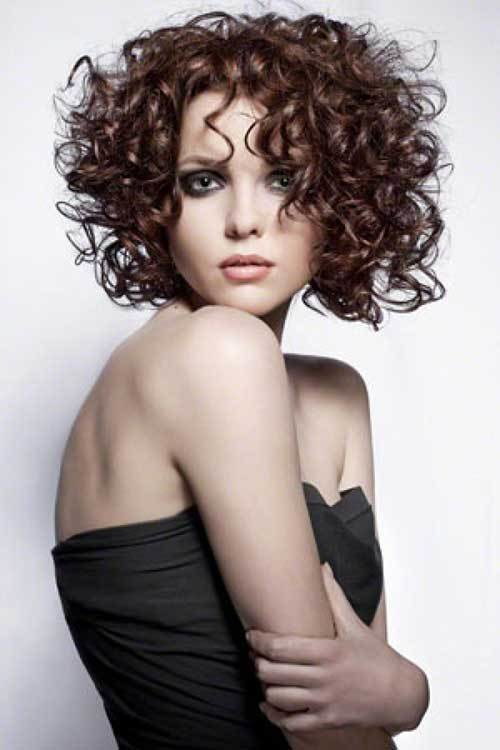 The Best 25 Curly Perms For Short Hair Short Hairstyles Haircuts 2018 2019 Pictures