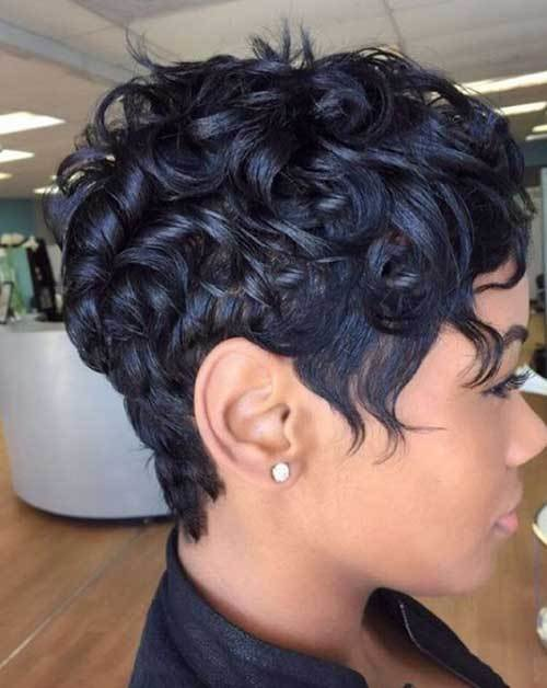 The Best 25 New Short Hairstyles For Black Women Short Hairstyles Pictures
