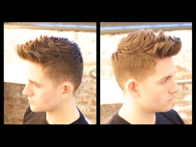 The Best Men S Haircut Tutorial Male Model Haircut Thesalonguy Pictures