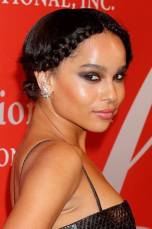 The Best Fabulous Braided Hairstyles Inspired By Celebs Hairstyles Nail Art Beauty And Fashion Pictures