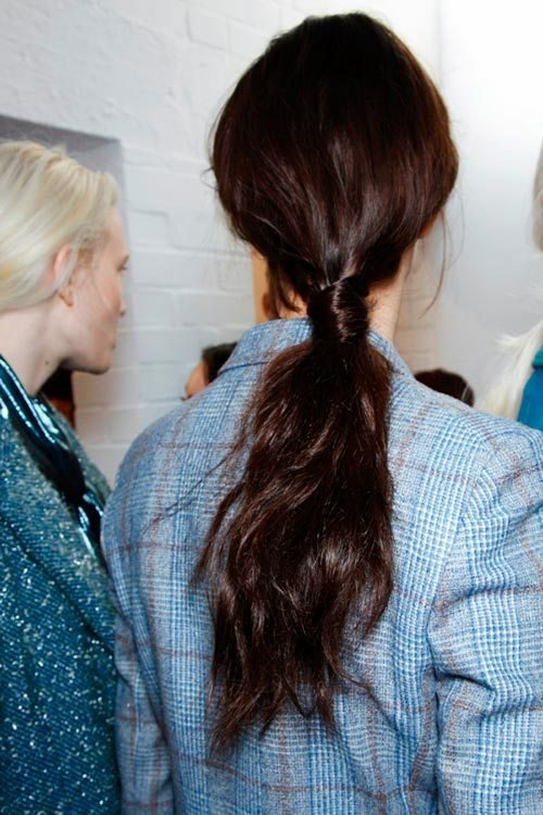 The Best Fall 2014 Cool Ponytail Hairstyles You Need To Try Pictures