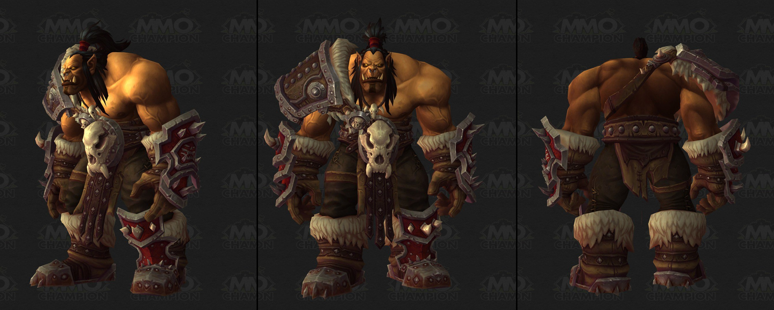 The Best Wow Girl Grommash Pictures
