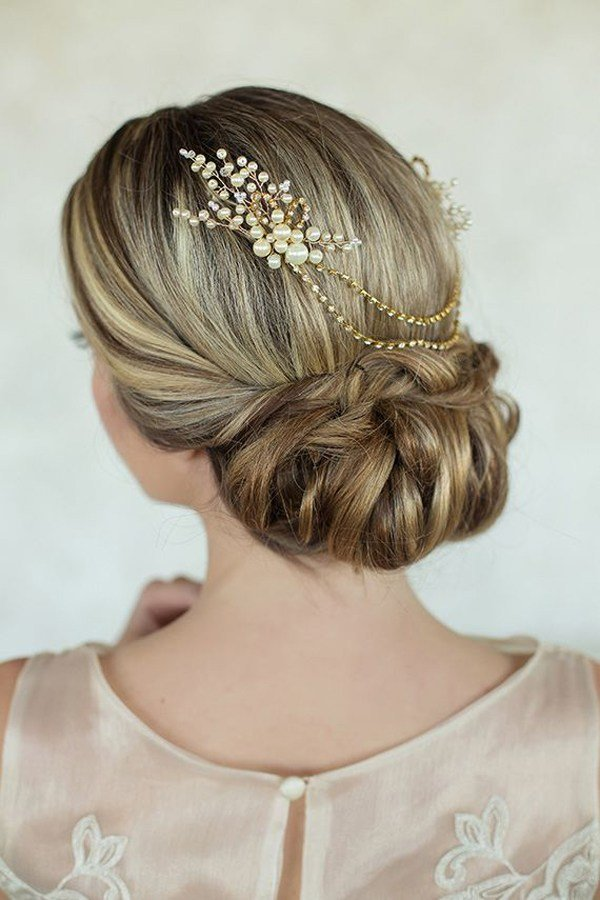The Best Wedding Hairstyles 16 Incredible Bridal Updos Pictures