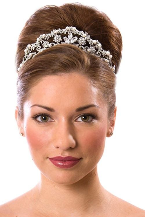 The Best Tiara Hairstyles Pictures