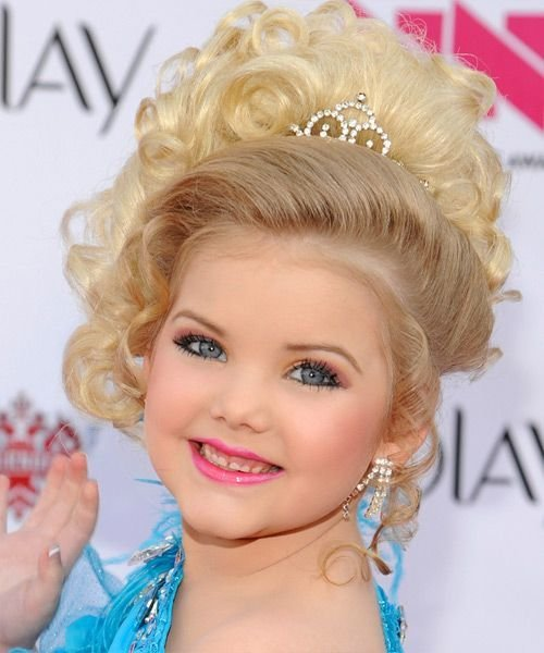 The Best Beauty Pageant Hairstyles Page 3 Pictures