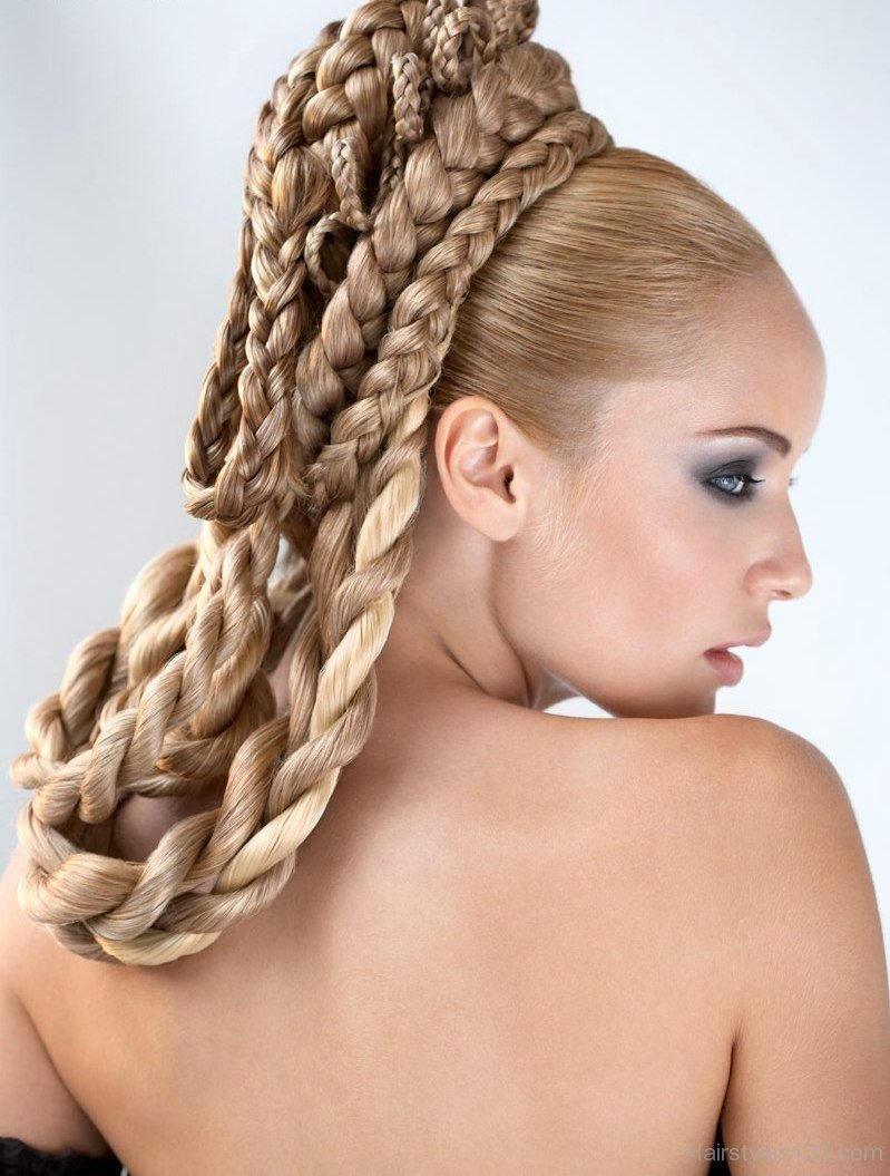 The Best Braids Hairstyles Page 2 Pictures