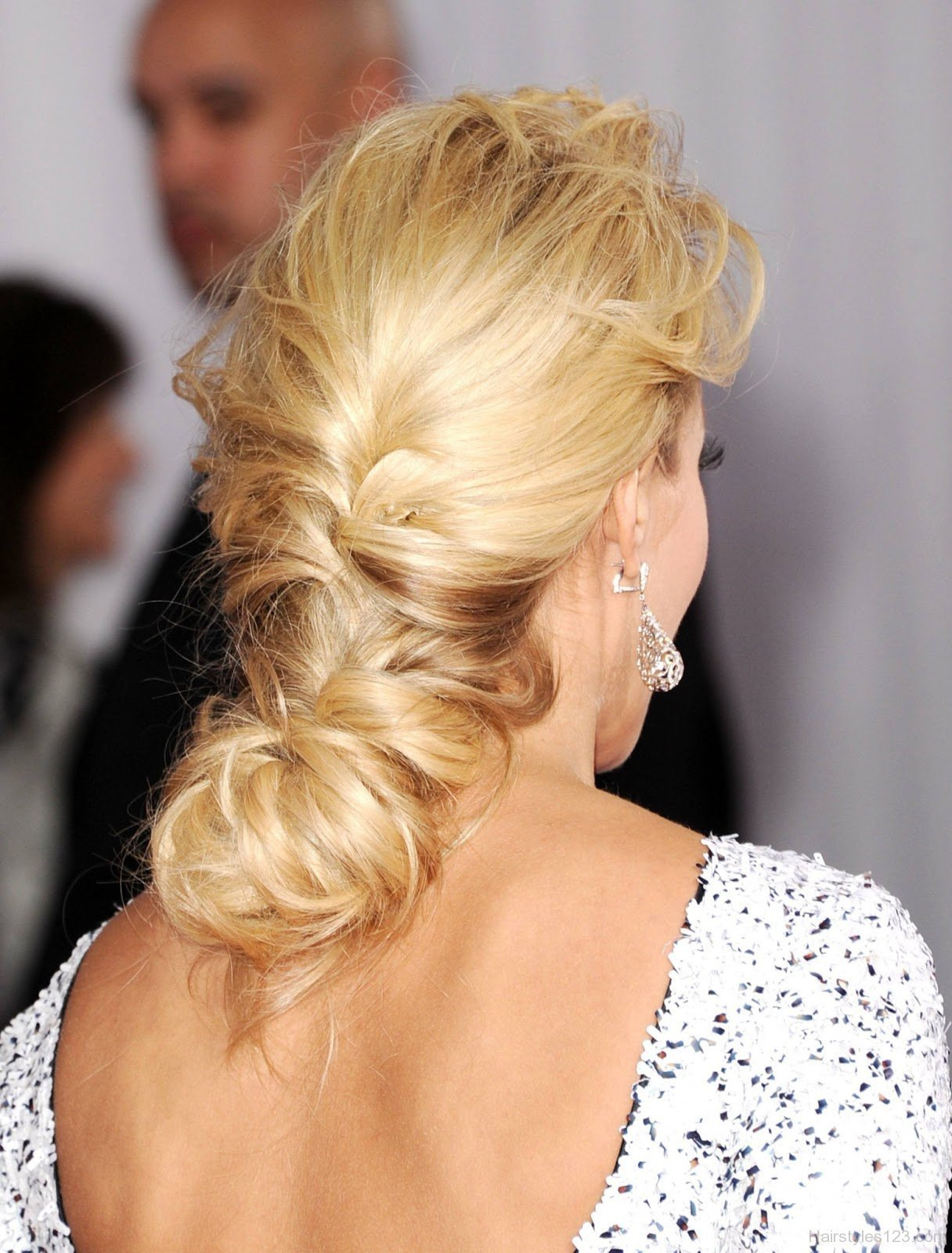 The Best Beautiful Prom Blonde Braided Hairstyle Pictures