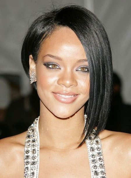 The Best 15 Best Asymmetrical Bob Hairstyles Hairstyle For Black Pictures