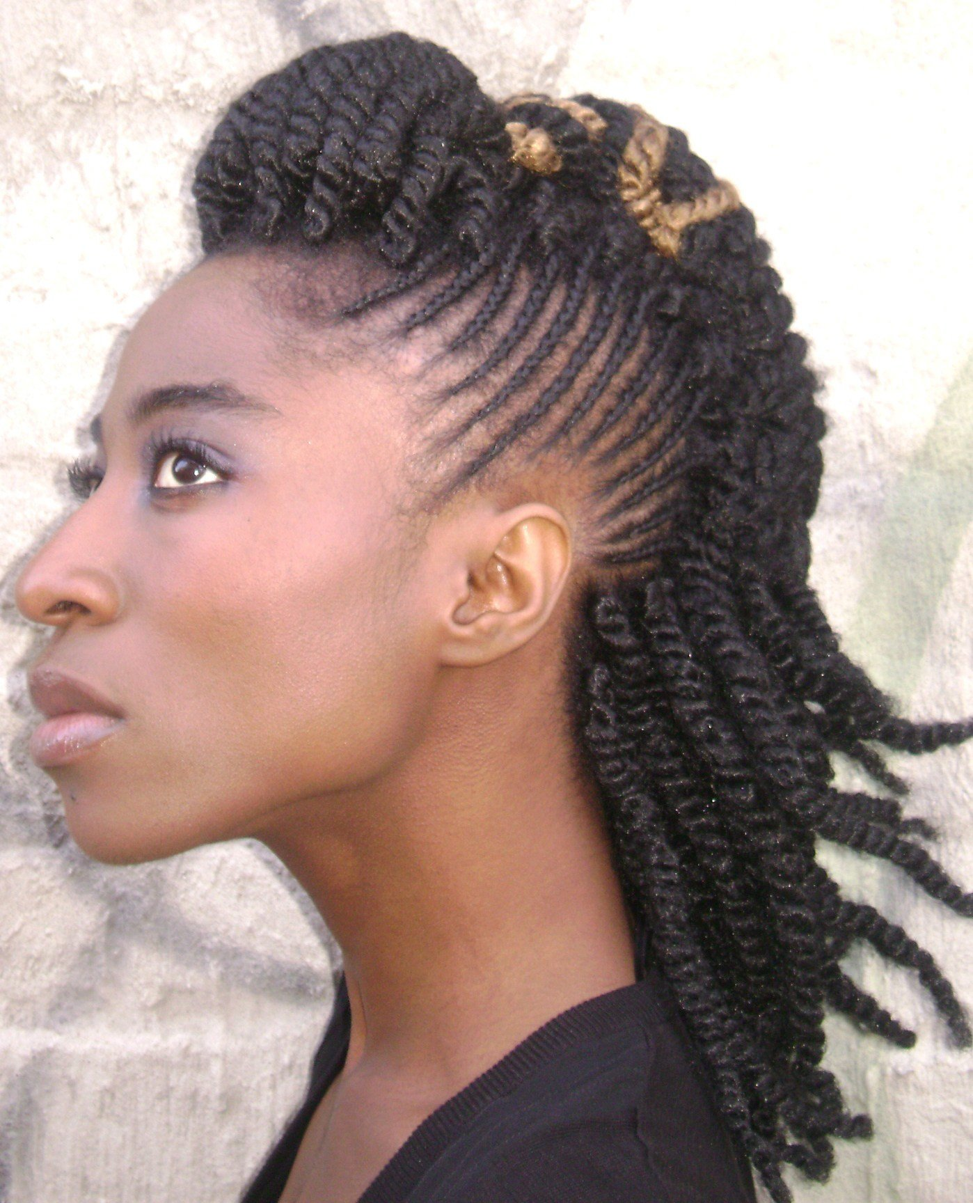 The Best Hairstyle For African American Women Hairstyle For Black Pictures