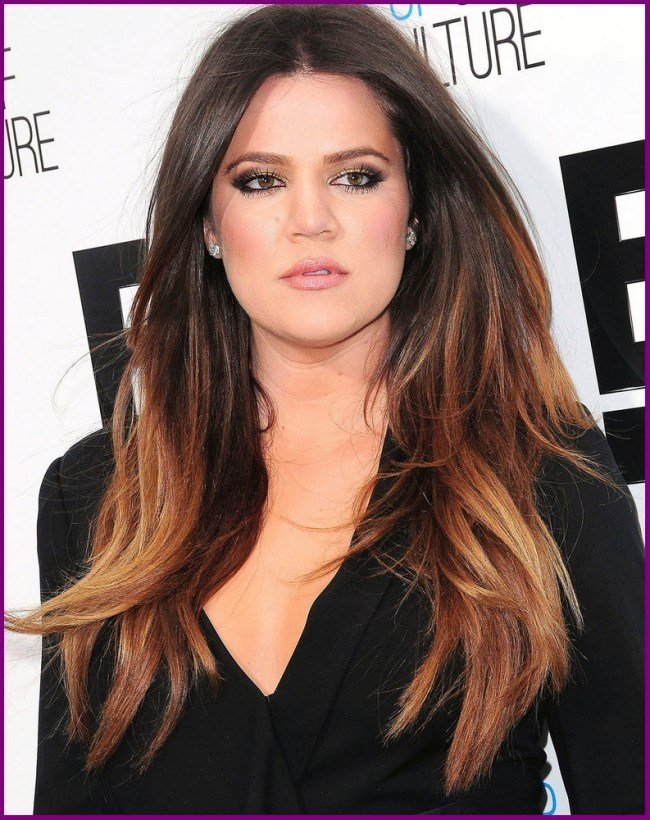 The Best Two Tone Hair Color Ideas For Long Hair Pictures