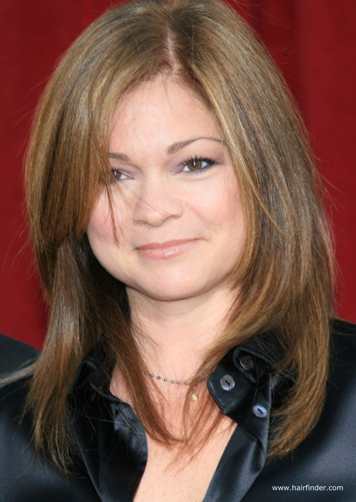The Best Valerie Bertinelli Mid Length Haircut For An Over 40 Pictures