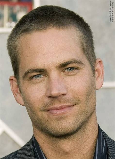 The Best Paul Walker S Haircut Hair That Grows Close To The Scalp Pictures