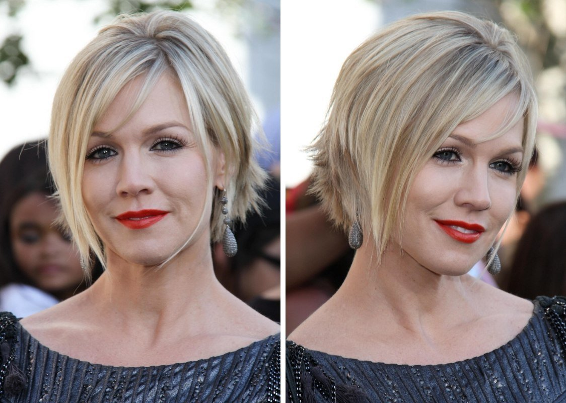 The Best Jennie Garth S New Short Haircut A Makeover That Makes Pictures