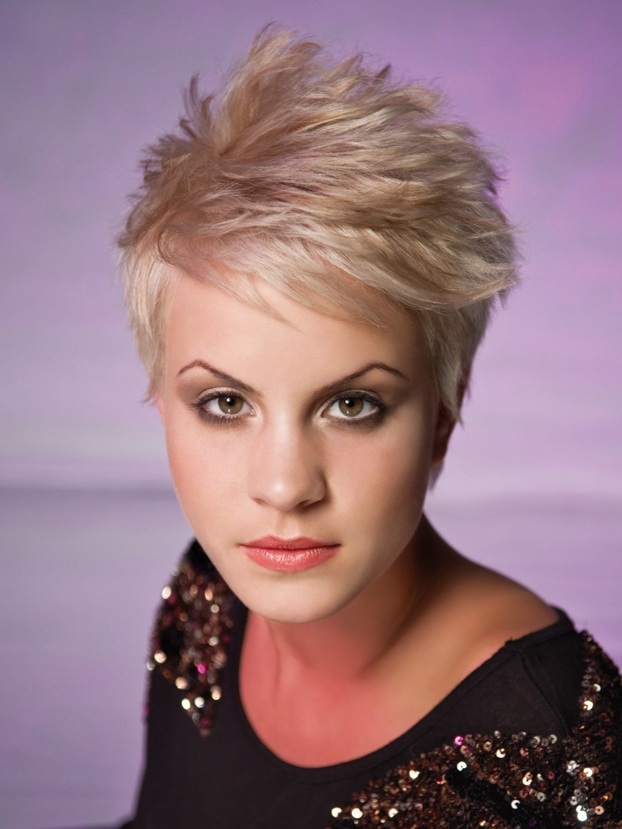 The Best Easy To Care For And Easy To Style Short Haircut Pictures