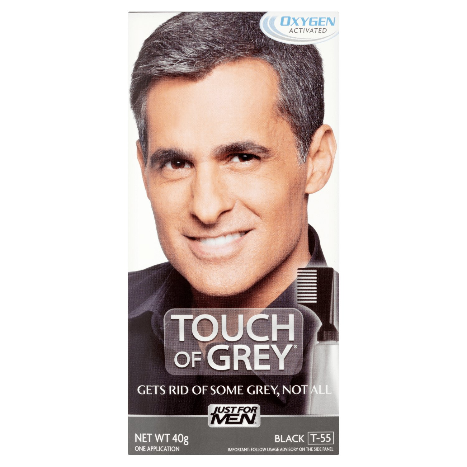 The Best Just For Men Touch Of Grey Hair Colour Dye Ebay Pictures