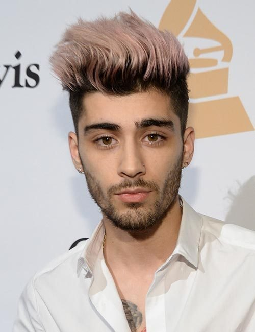 The Best Zayn Malik S Best Ever Hairstyles Photo 2 Pictures