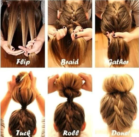 The Best Easy Updos 10 Cute And Quick Updos For Every Occasion Pictures