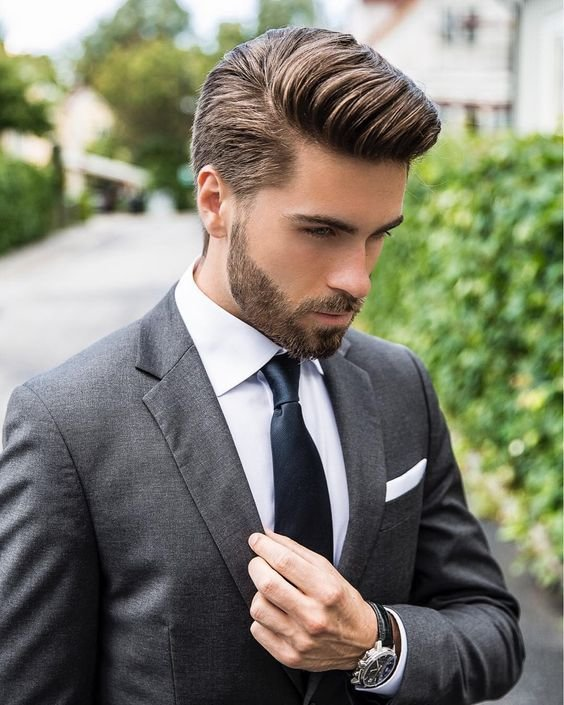 The Best Professional Short Pompadour Hairstyle For Men World Pictures