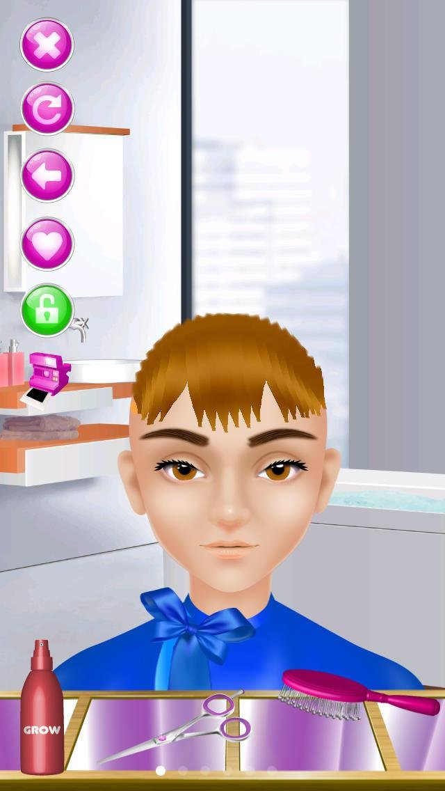 The Best Play Kids Haircuts Game Online Kids Haircuts Pictures